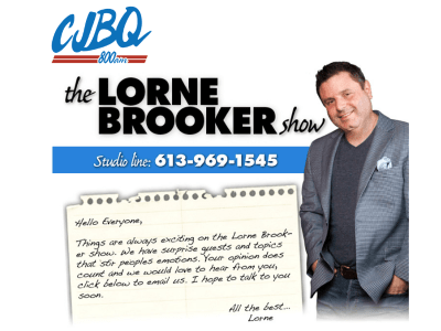 CJBQ Lorne Brooker