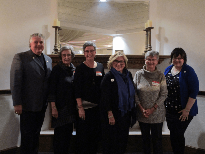 Hospice Quinte Board & Volunteers Celebrate