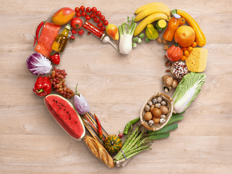 healthy foods heart