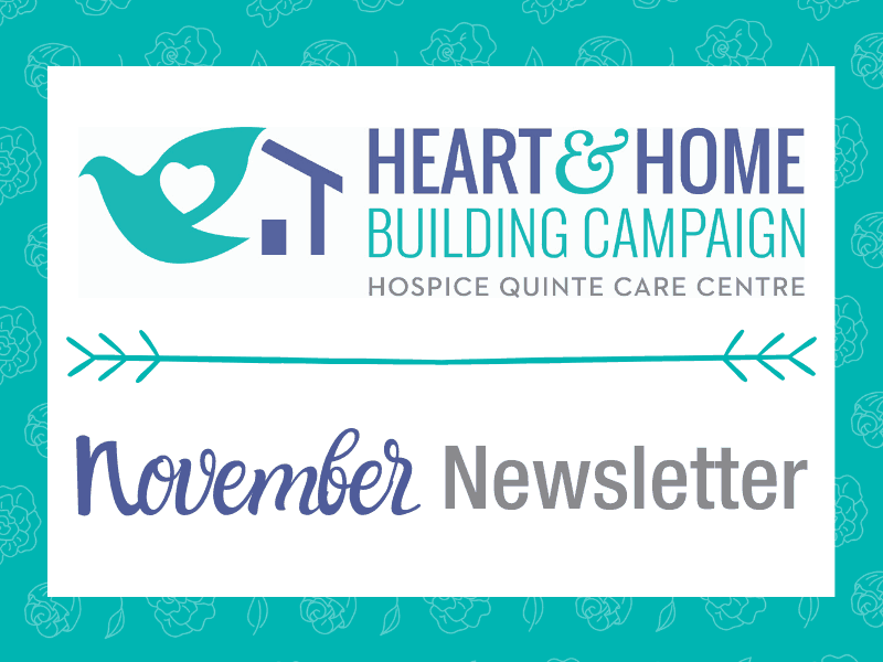 November H&H Newsletter Image